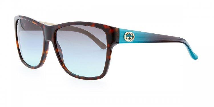 Gucci plastic frames