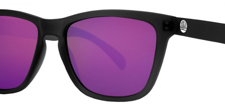 Sunglasses purple