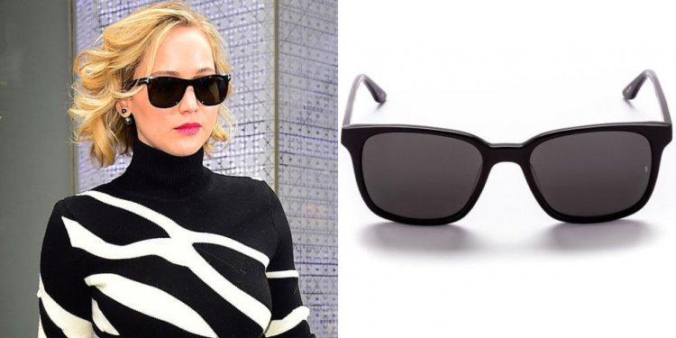 Sunglasses for round faces Women